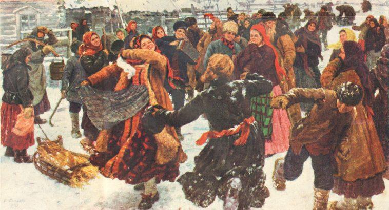 Slavic Pagan Holidays Throughout the Year – Slavorum